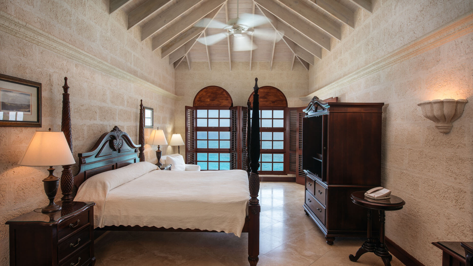 Typical Ocean View Penthouse - Master Bedroom